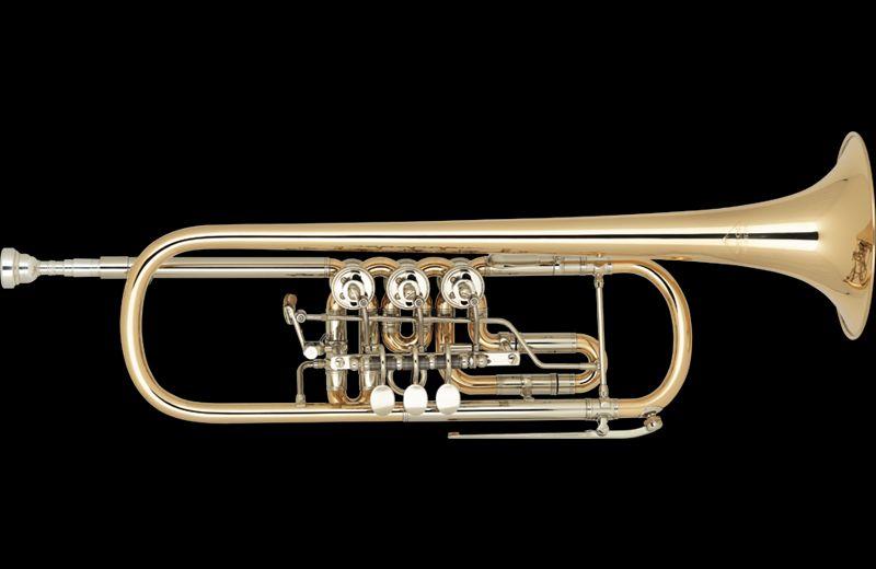 Miraphone Modell 11 B-Konzert-Trompete 11 1100 A100