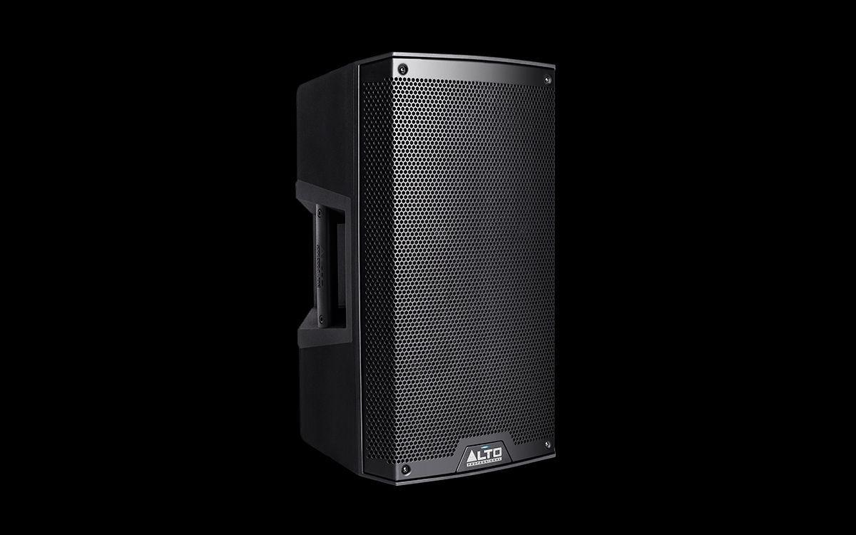 Alto TS 310 PA-Box 10/2, Aktiver Fullrange-Lautsprecher mit Monitorschräge