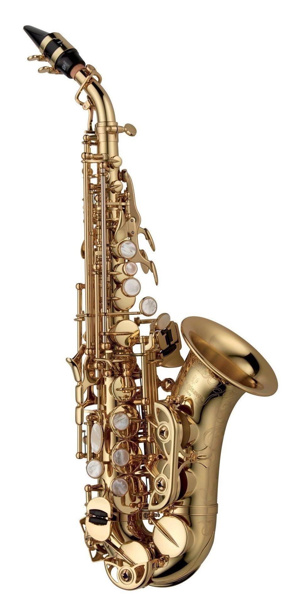 Yanagisawa SC-WO10 Sopransaxophon, gebogen, incl. Etui u. Zubehör