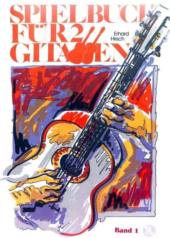 Gitarrenschule Erhard Hirsch Band 2 Burger und Müller BM 3003