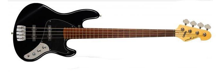 Sandberg Electra TT-4 RW BLK HG 4-Saiter E-Bass aktiv/passiv Schaltung
