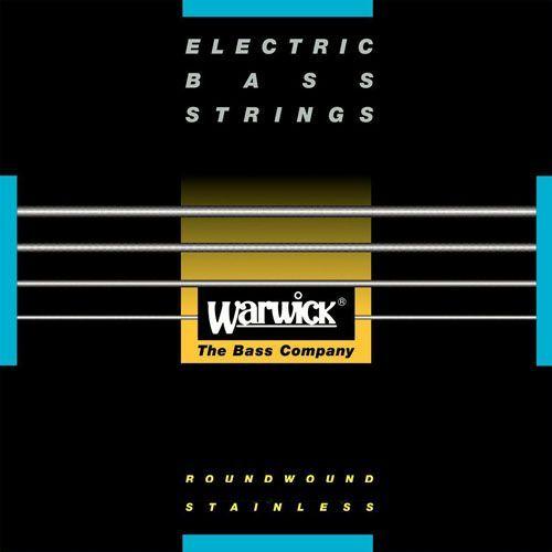 Warwick Black Stainless E Bass Saiten,4 Strings  035-095