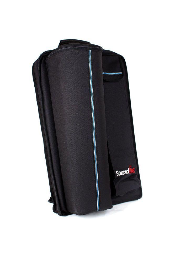 SoundLine Gig Bag Tasche  für Trompete (Jazztrompete) , Notenpult & Noten