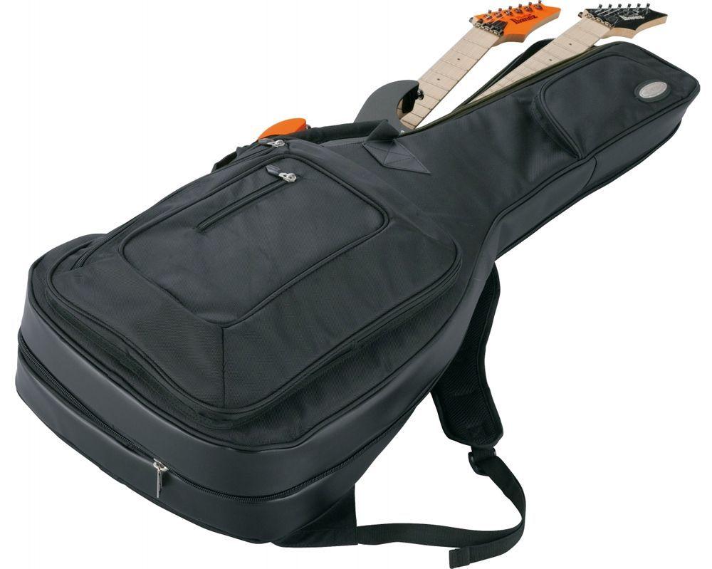 Ibanez IGB2621-BK Powerpad Gigbag für 2 E-Gitarren