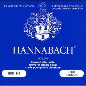 Hannabach 800 Nylonsaiten Saiten High Tension