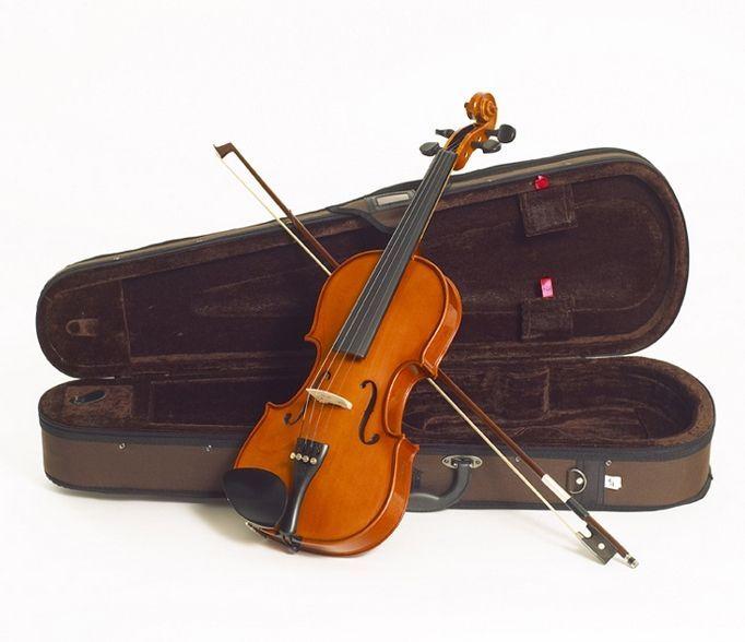 Stentor Violine Student Standard 1/8 SR-1018G  Garnitur mit Koffer u. Bogen