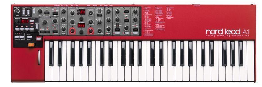 Clavia Nord Lead-A1 Synthesizer ! Aktion - für kurze Zeit incl.original Softbag!