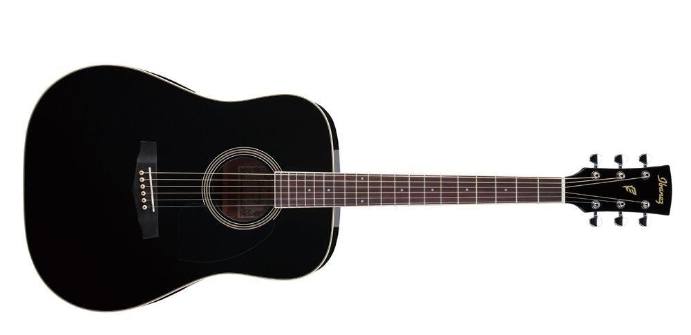 Ibanez PF15-BK Akustikgitarre