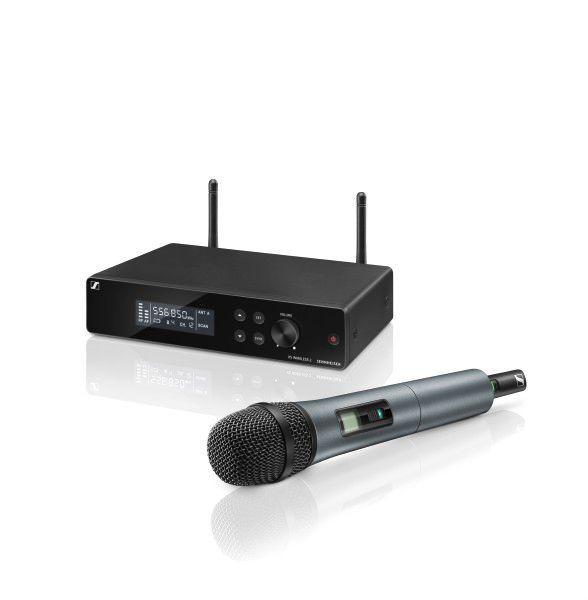 "Sennheiser XSW 2-835-E Vocal Wireless System mit GA1 19"" Kit, Drahtlos System"