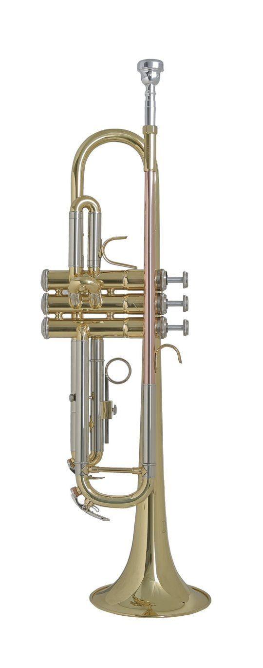 Bach TR-655  B-Trompete, Bohrung ML 11,51 mm,  incl.Etui u. Zubehör