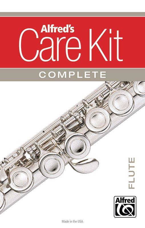 Care Kit Pflegeset für Querflöte Alfred Verlag 99-1474052 038081474052