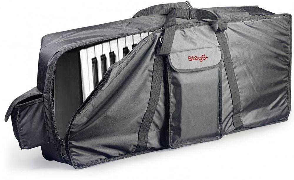 Keyboard Bag K10-128, 128 x 42 x 16 cm , z.B. Yamaha NP-V60, NP-V80, NP-31, NP30
