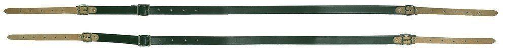 Trageriemen 48-Bass Akkordeon, Leder, 20 mm breit 65-80cm verstellbar