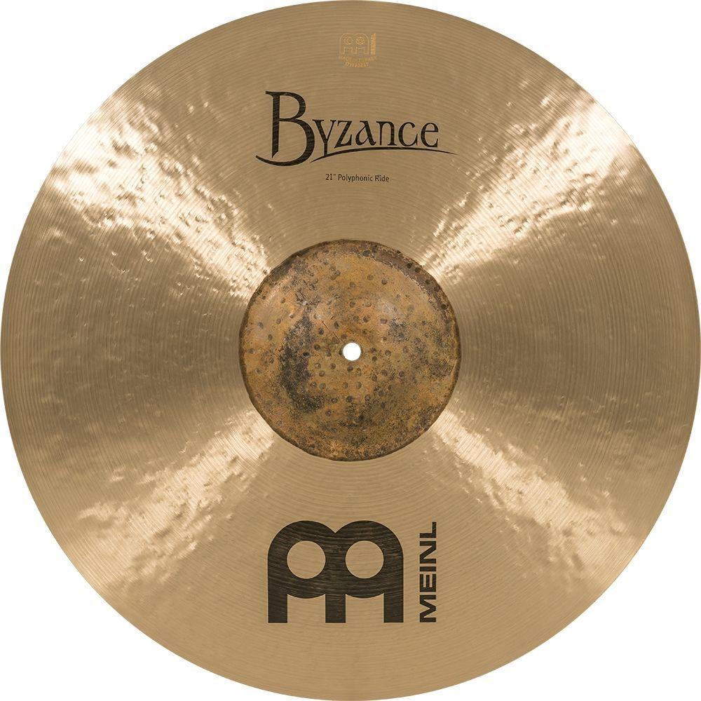 "Meinl Byzance 21"" Traditional Polyphonic Ride B21POR"