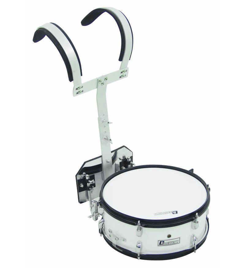 DIMAVERY Marching-Snare MS-200 kleine Marschtrommel + Tragegestell preisgünstig
