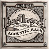 Ernie Ball EB2070 Earthwood  Akustik-Bass Saiten