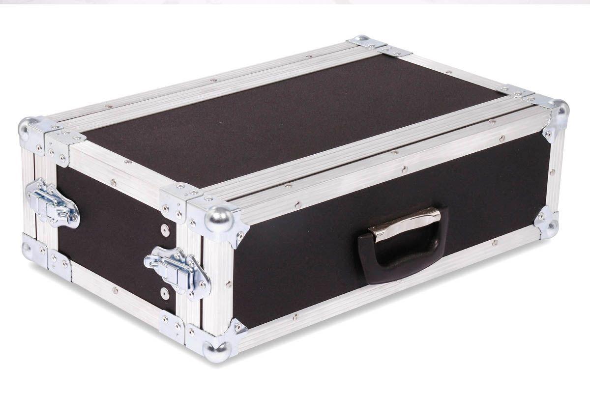 """MHM 19"""" Rack 3 HE ECO II WK Compact 23 Case mit geringer Einbautiefe"""