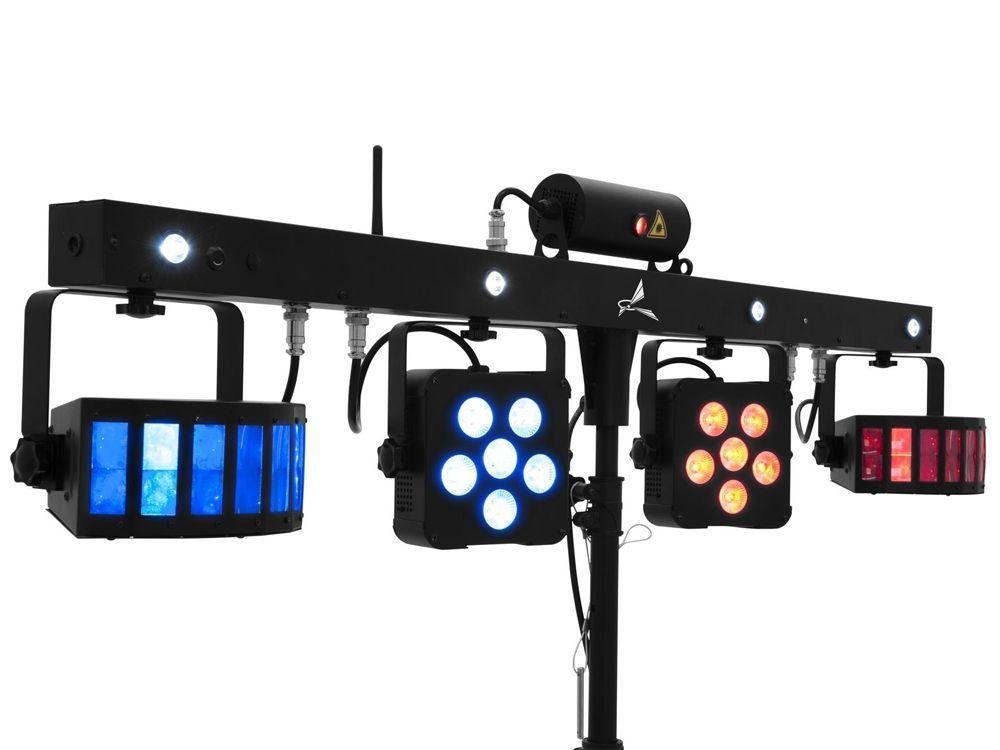 EUROLITE LED KLS Laser Bar PRO FX-Lichtset Showlaser-Lichteffektleiste