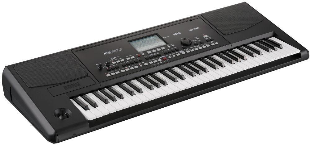 Korg PA-300 Entertainer Workstation mit 950 Sounds und über 300 Styles