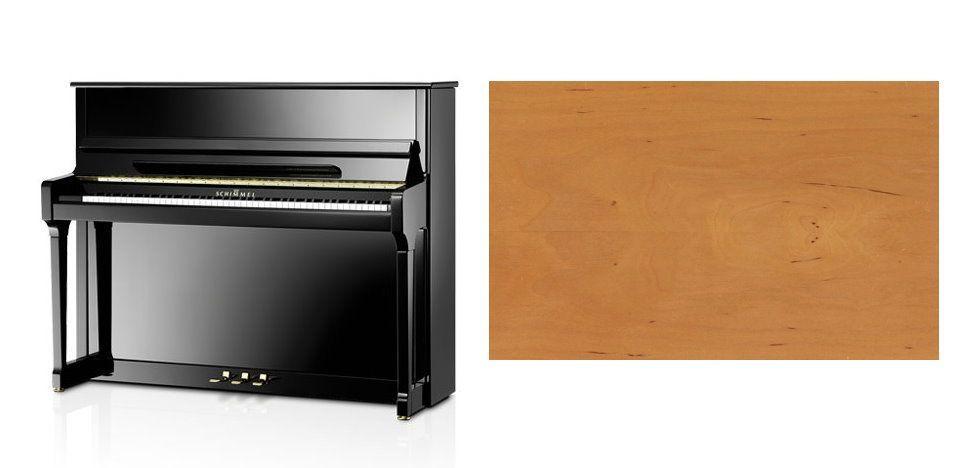 Schimmel C-121 Tradition Klavier, Erle satiniert
