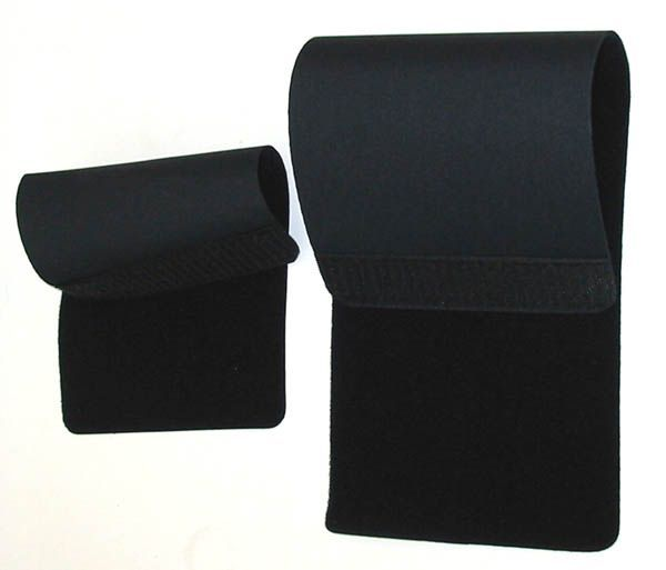 Handschutz / Griffschutz B-Tuba, Klettverschluss, Schutz gegen Handschweiß