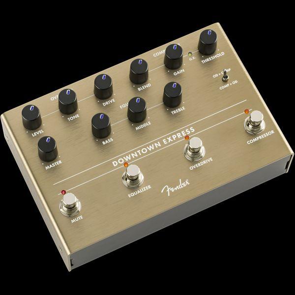 Fender Downtown Express Effektgerät für E-Bass
