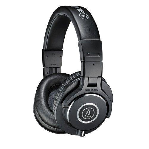 Audio Technica ATH-M40 X Professioneller Monitorkopfhörer Studiokopfhörer