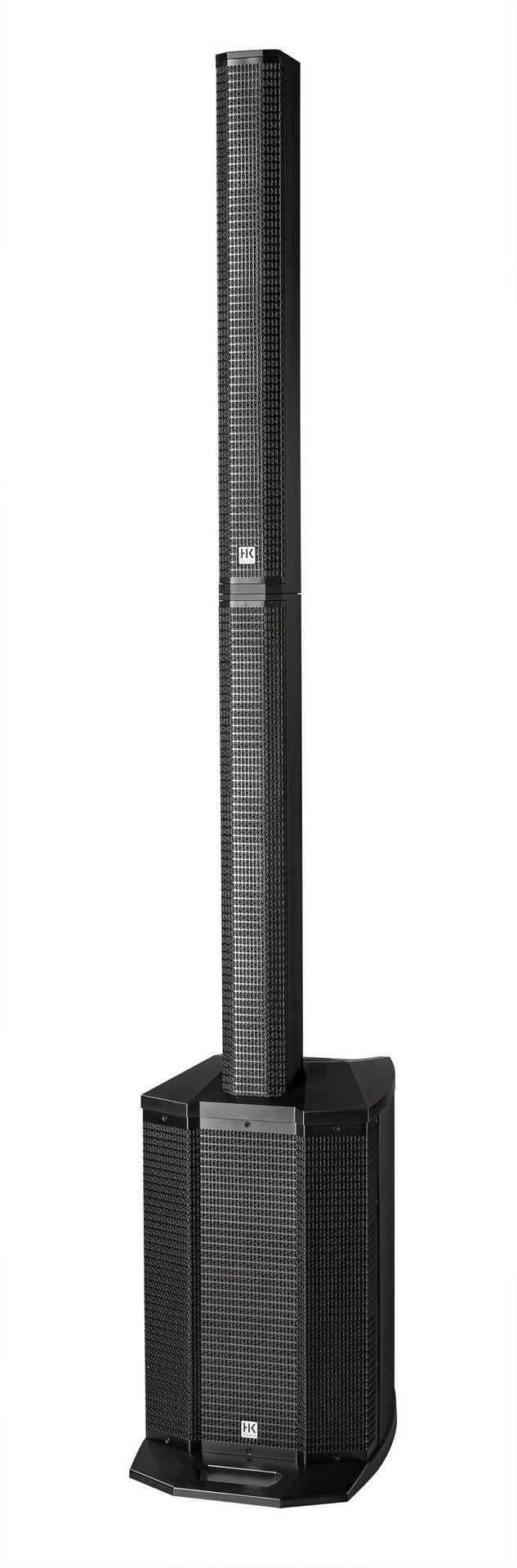 HK Audio Polar 10 Kompaktes Säulensystem mit Mixer + Bluetooth, inkl. Taschen
