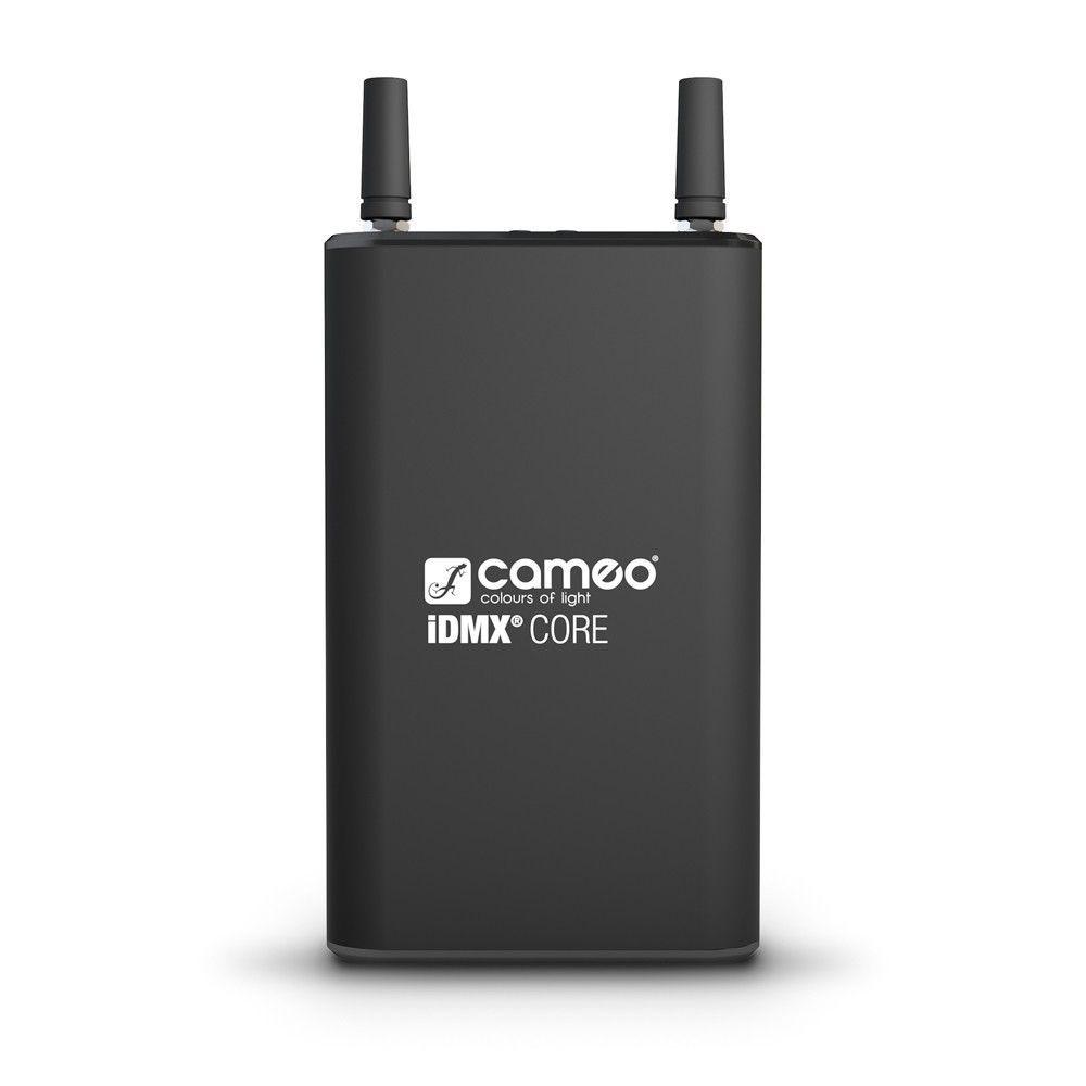 Cameo iDMX CORE !!RETOURE!!  Batteriebetriebene WiFi und W-DMX  Converter