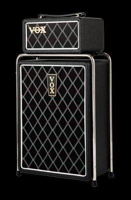 VOX VXMSB50BA Super Beatle Basstopteil & Box 50 Watt Nutube