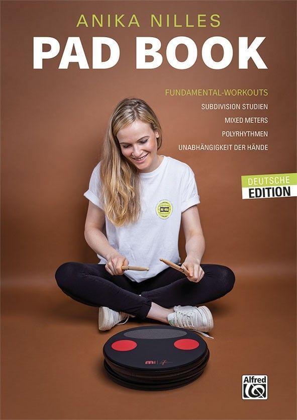 Noten Pad book Annika Nilles Schlagzeugschule Alfred Verlag ALF 20284G