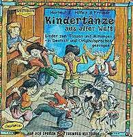 CD Kindertänze aus aller Welt CD zum Buch Art.00012411 Ökotopia 936286410
