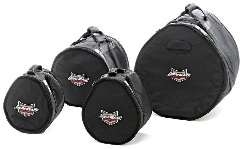 Ahead Armor ARSET-3 Drum Case Set 22/10/12/16