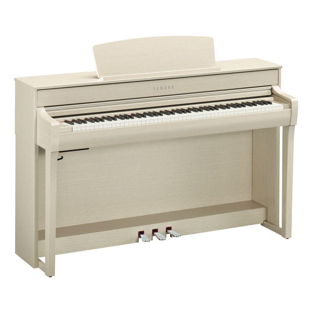 Yamaha CLP-745WA Digitalpiano Esche hell, E-Piano Yamaha
