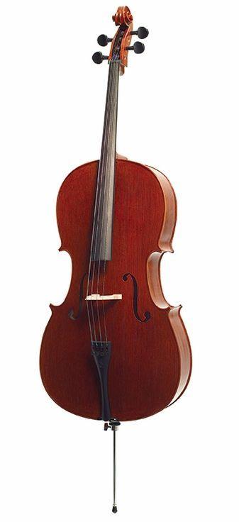 "Stentor Cello 4/4 ""Elysia"" SR-1591A  Ebenholzgriffbrett, Ebenholzwirbel"