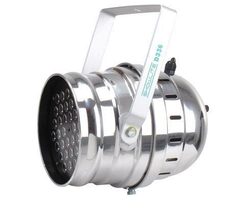 Showlite PAR-64 36x3 RGB LEDScheinwerfer alu poliert