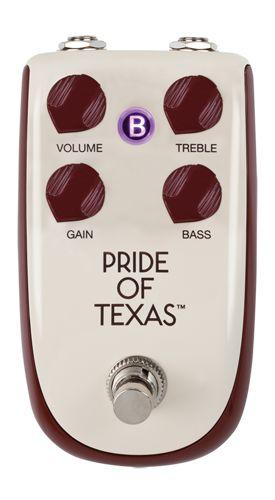 Danelectro Pride of Texas Effektpedal für E-Gitarre