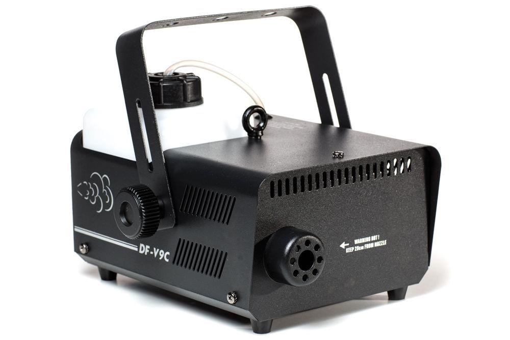 DJ Power DF-V9C Nebelmaschine inkl. Funk- und Kabelfernbedienung