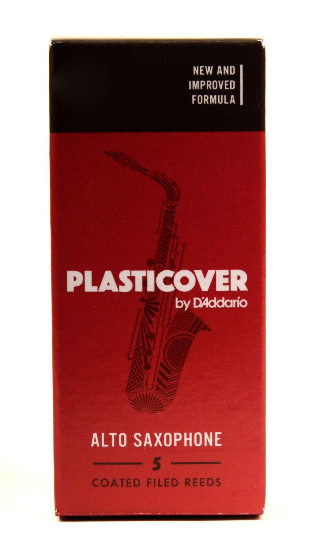 Plasticover Blatt Altsaxophon 1,5