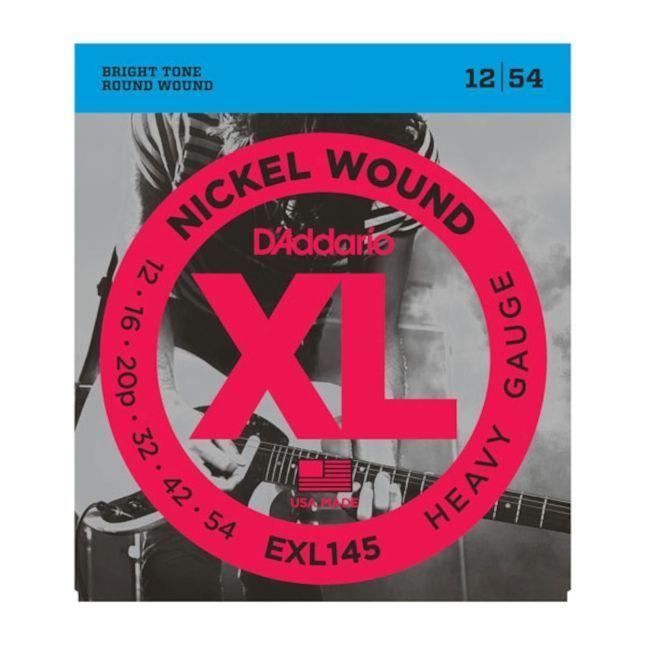 D'Addario EXL145  E-Gitarren Saiten .012-.054