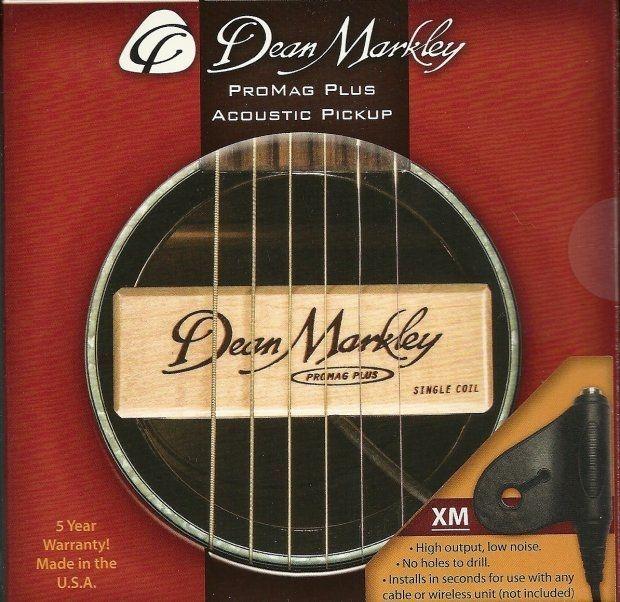 Dean Markley 3010 ProMag Plus Pickup für Westerngitarre