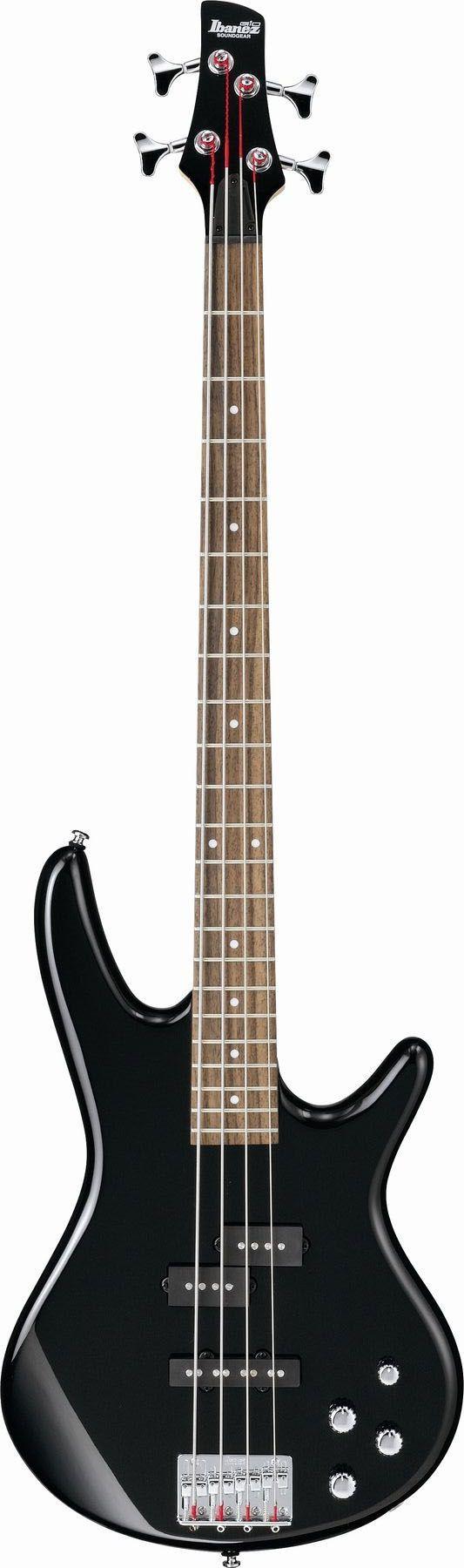 Ibanez GSR200 BK E-Bass