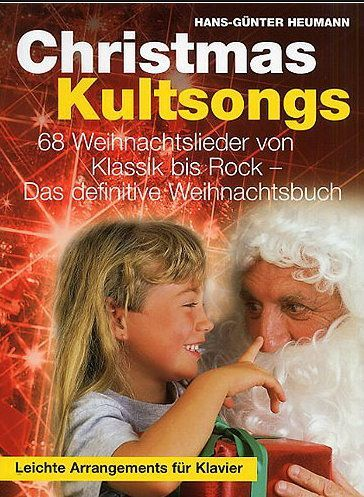Noten 68 Christmas Kultsongs von Klassik bis Rock Heumann BoE 7301