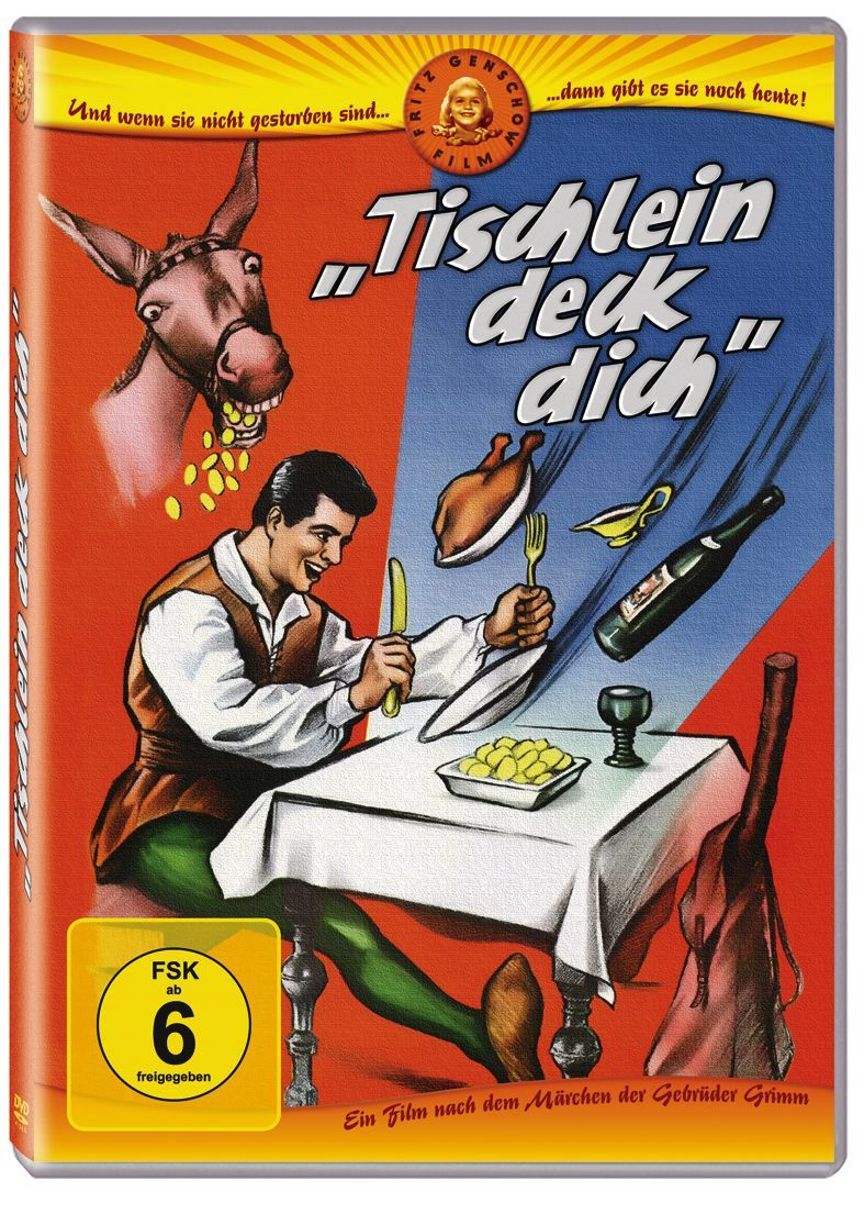 DVD Tischlein deck dich Deutschland - 76 Minuten Icestorm 69265