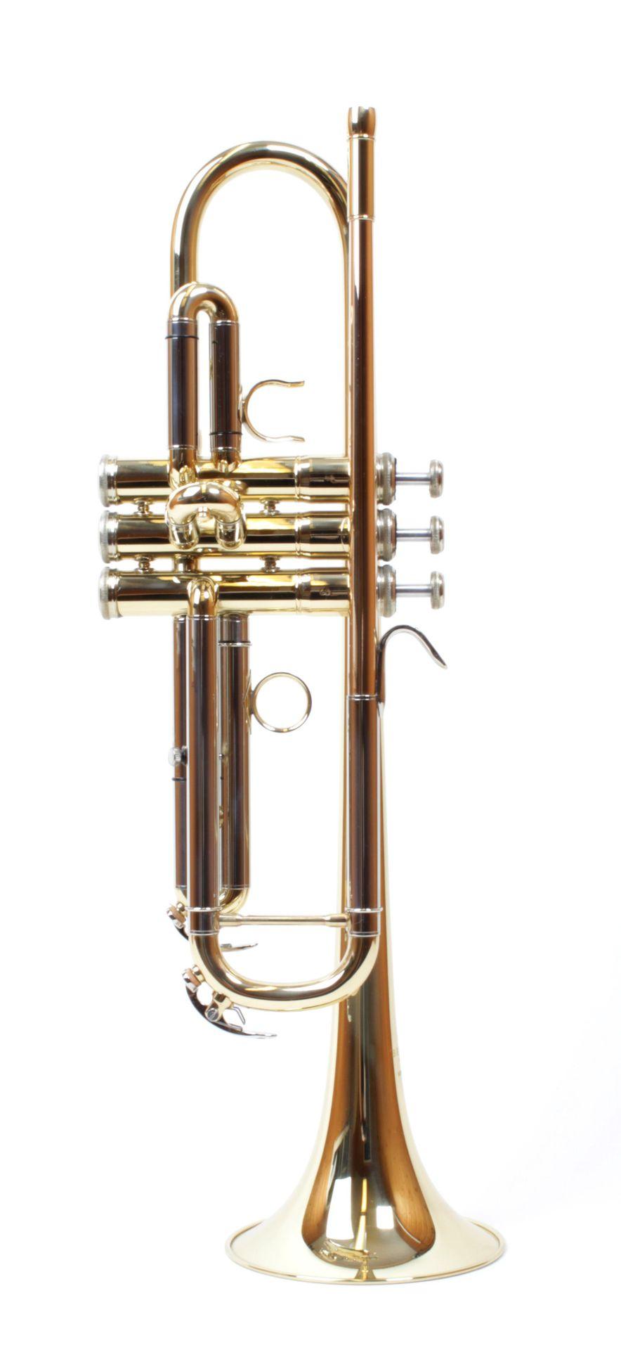 Besson BE-110  B-Trompete, Bohrung 11,66mm, , incl.Etui u. Pflegeset