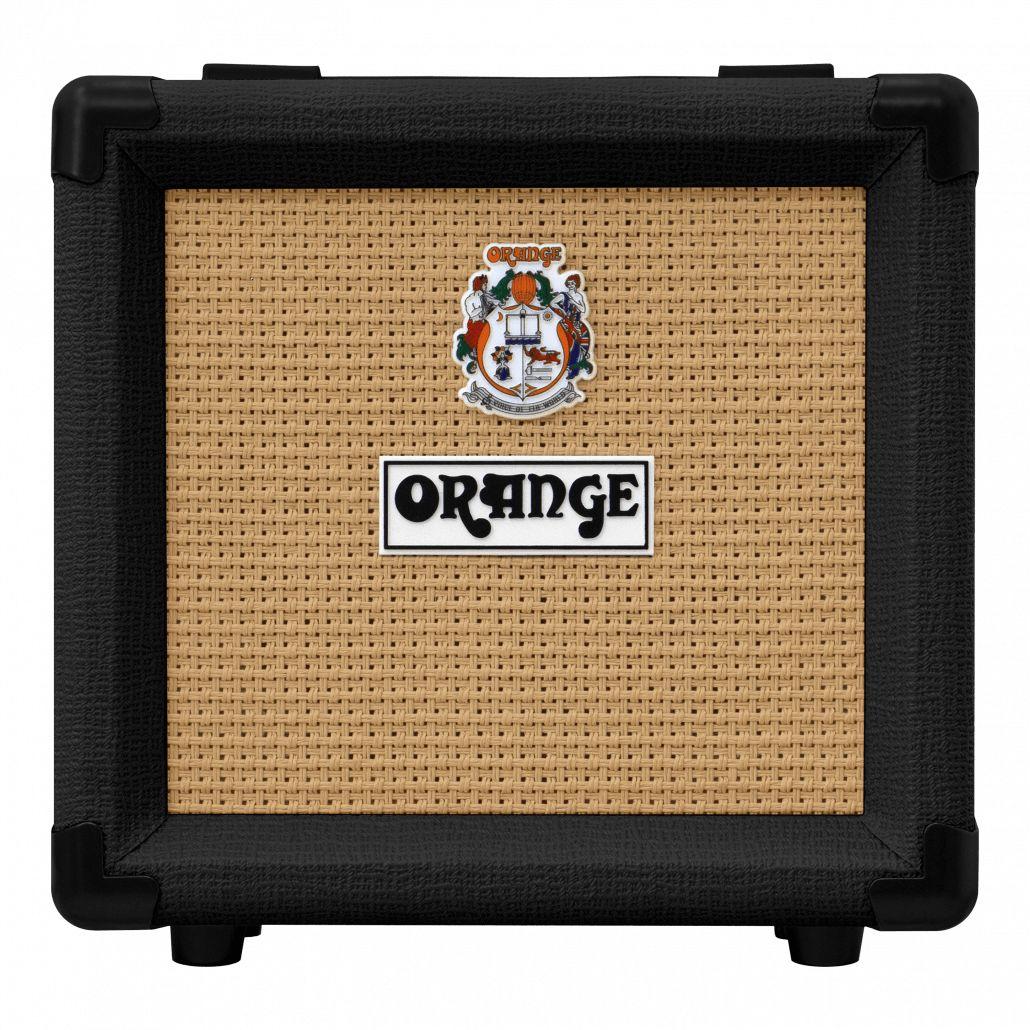 "Orange PPC 108 Black 1x8"" E-Gitarrenbox"