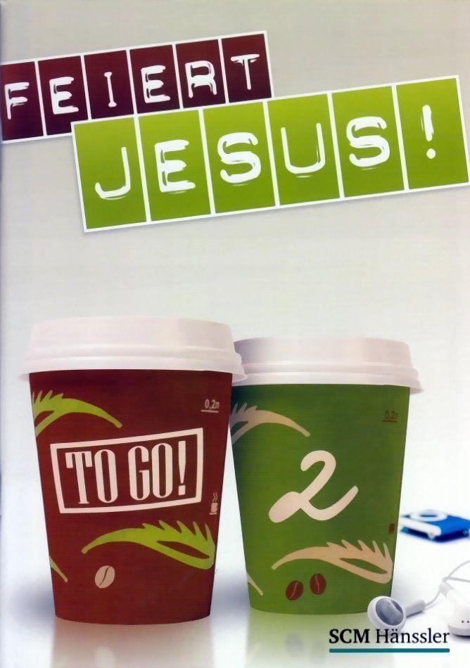 Noten Feiert Jesus to go 2 Hänssler Verlag   9783775154550