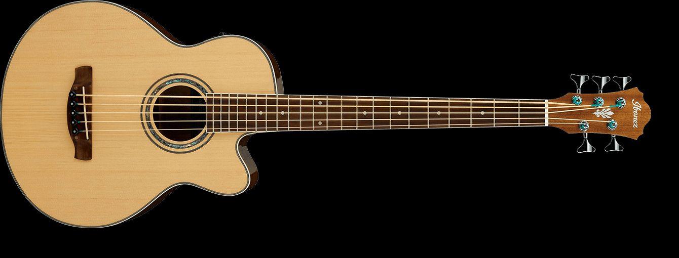Ibanez AEB105E-NT 5-Saiter Akustikbass