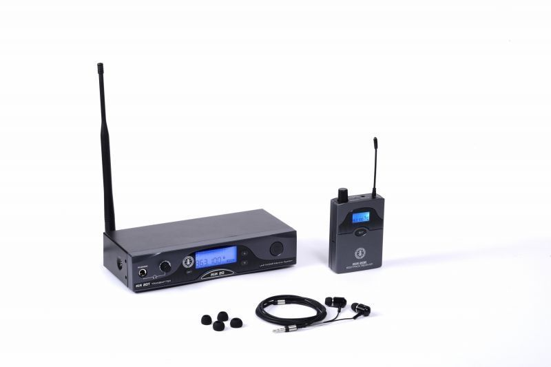 ANT MIM 20 UHF Stereo In-Ear Monitoringsystem Frequenz:823 - 832 + 863 – 865 Mhz