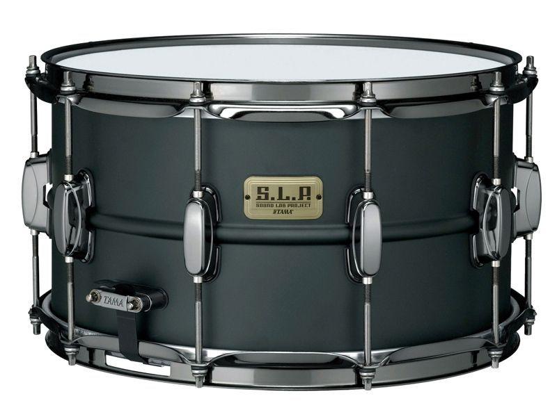 Tama S.L.P. Snare LST148 Big Black Steel